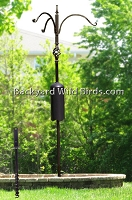 Squirrel Proof Bird Pole Twist / ></a></div>